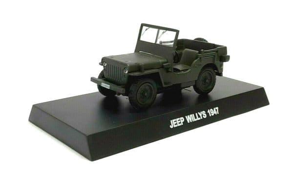 Atlas KR13 1/43 Scale Willys Jeep Carabinieri Italian Police 1947